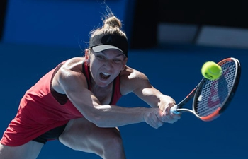 Simona Halep enters final of Australian Open 2018