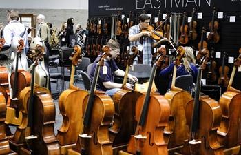 2018 National Association of Music Merchants show held in California