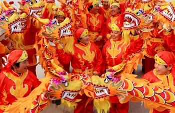 Lunar New Year: Meet dragon dancers in Beijing