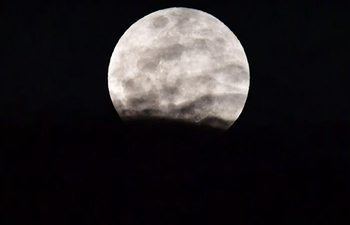 Total lunar eclipse gives birth to red moon as January ends