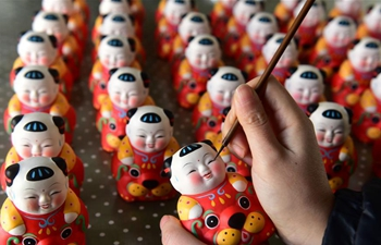 In pics: Huishan clay figurines featuring Chinese lunar New Year of Dog