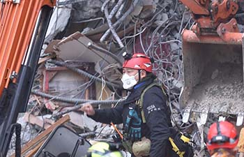 4 killed, 225 injured in Taiwan earthquake