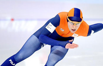 Wust claims fifth speed skating Olympic gold by winning women's 1,500m in PyeongChang