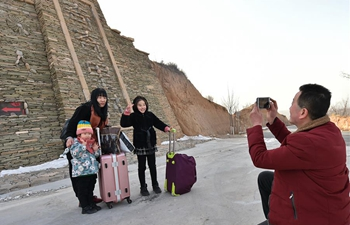 Once poor village takes on new look in north China's Shanxi