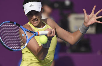 Highlights of single's third round match at WTA Qatar Open