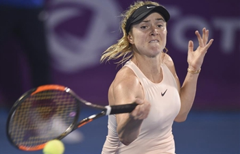2018 WTA Qatar Open: highlights of single's third round match