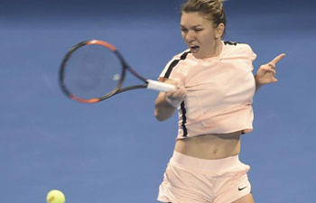 Simona Halep advances to semi-finals at WTA Qatar Open