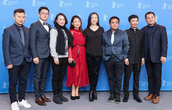 "Chinese film ""Girls Always Happy"" premiers at Berlin Int'l Film Festival"