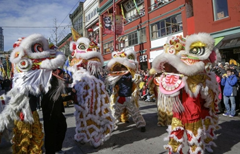 45th Chinese New Year Parade held in Vancouver