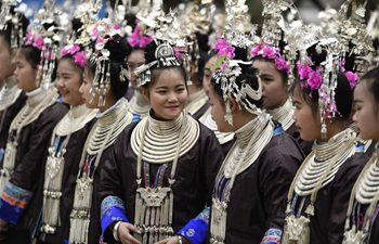 In pics: Duoye, traditional celebration of Dong ethnic group
