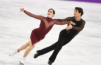 Canada's Virtue/Moir win second Olympic gold in ice dance
