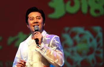 Spring Festival gala staged in Houston, U.S.