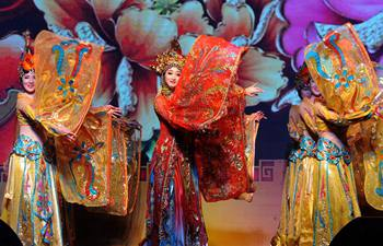Grand Spring Festival gala staged in southern Thailand