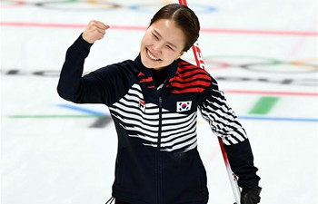 South Korea advances into women's curling final at Winter Olympics