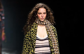 Creations of Missoni presented in Milan Fashion Week