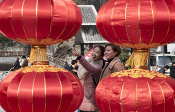 China's Lantern Festival to fall on March 2