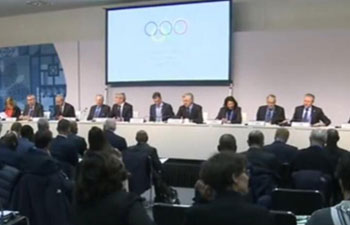 IOC reportedly reinstates Russia's membership