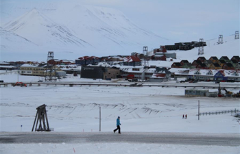 In pics: Scenery of Longyearbyen, Norway
