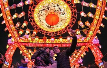 China's Lantern Festival around corner