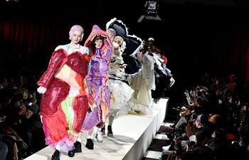 Paris Fashion Week Fall/Winter 2018: Comme des Garcons