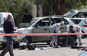 Israeli Arab citizen conducts car-ramming attack: police