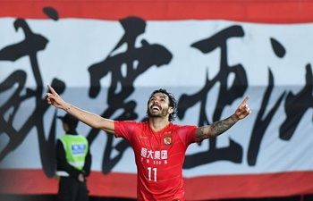 Guangzhou Evergrande beats Jeju United 5-3 at AFC Champions League