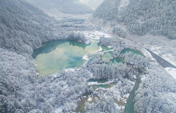 Scenic area Jiuzhai Valley reopens on March 8 after earthquake