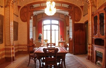 In pics: Victor Horta's Art Nouveau architecture in Brussels