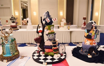 Feature: Pastry festival in Istanbul creates a world of artistic pieces