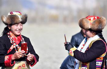 Traditional spring ploughing ceremonies held in Tibet, China