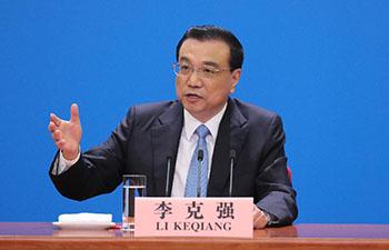 "Chinese Premier Li pledges ""utmost efforts"" to maintain stability on Korean Peninsula"