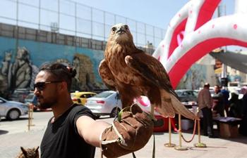 Exhibition held in West Bank city of Nablus
