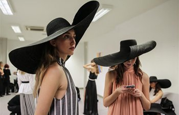Madwalk fashion and music show held in Greece