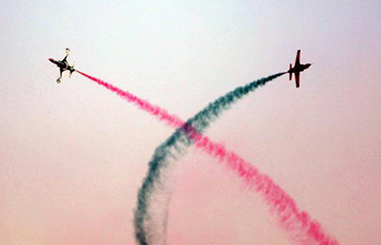Air show held to mark Pakistan's National Day in Islamabad