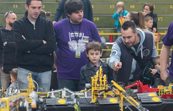 Int'l Lego Convention held in Sveti Ivan Zelina, Croatia