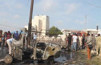 5 killed in Mogadishu bomb explosion