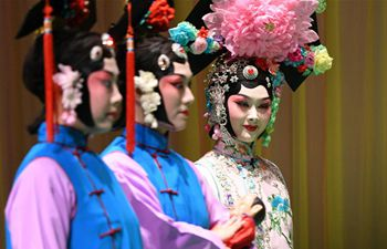 China National Peking Opera Company begins 2-day performance in Singapore