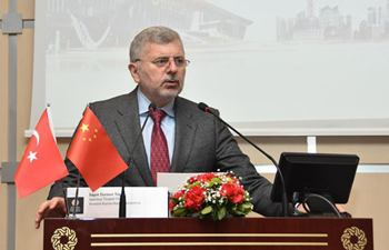 Turkish commerce chamber pins high hopes on China Int'l Import Expo