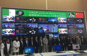 China, Algeria to enhance cooperation in aerospace field