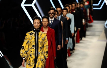 Creations of Prolivon presented at Autumn/Winter Shanghai Fashion Week