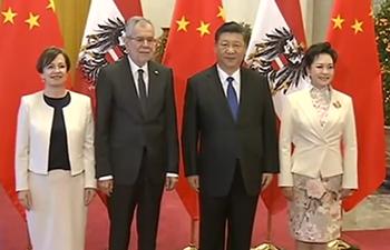 China, Austria agree to establish friendly strategic partnership