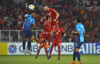 Persija beats Johor Darul Ta'zim of Malaysia 4-0 at AFC Cup 2018