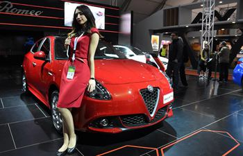A look at Auto Expo Casablanca 2018