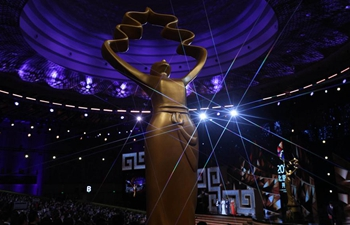 Highlights of opening ceremony of 8th Beijing Int'l Film Festival