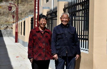 Villagers in N China's Shanxi benefit from relocation programme