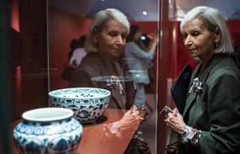 "Exhibition ""Ming Dynasty: The Radiance of Knowledge"" held in Moscow"