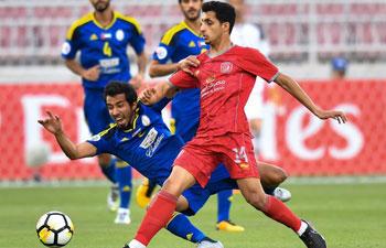 AL Duhail SC beats Al Wahda FSCC 1-0 in AFC match