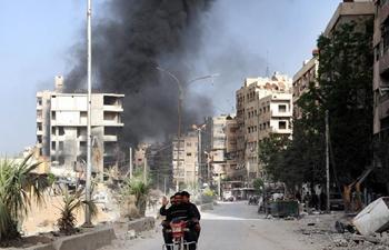 Syrian gov't controls entire Eastern Ghouta countryside