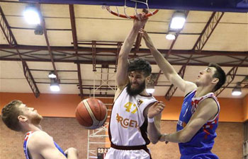 Bosna Royal compete with Siroki in Men's Basketball Championship