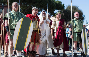 Rome celebrates 2771st birthday